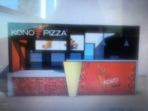 Kono Pizza Counter