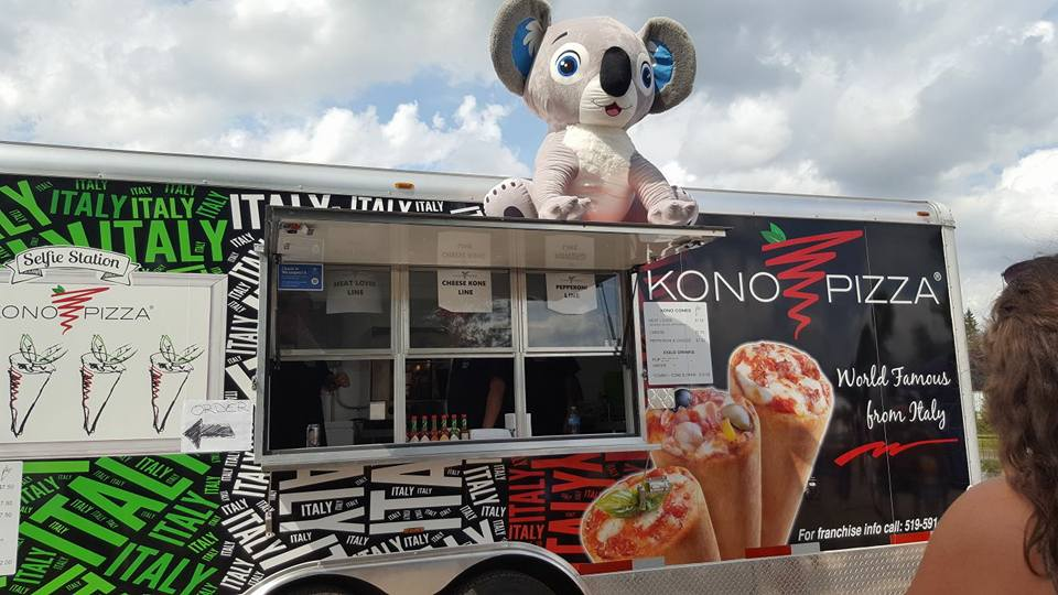 food trucks for parties